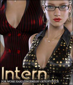 Intern for Work Hard Lingerie G3F