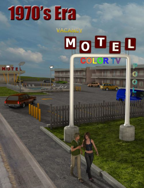 1970's Era Motels