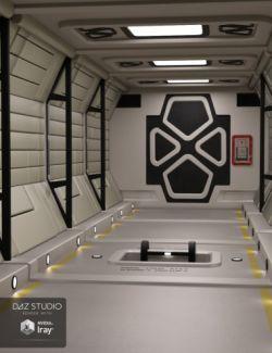 Sci-Fi Passageway