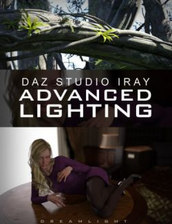 Daz Studio Iray Advanced Lighting