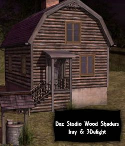 Daz Studio Wood Shaders And Merchant Resource