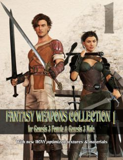 Fantasy Weapons Collection