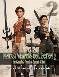 Fantasy Weapons Collection 2