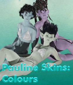 Pauline Skins Expansion Colours