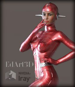 Pin-Up Gynoid Phase1 Textures