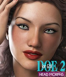 Daughters Of Eve 2 (Faces) for G3F