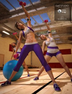 Cardio Gear for Genesis 3 Female(s)