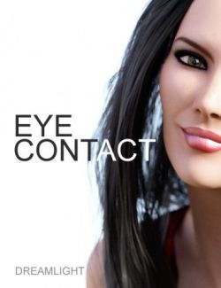 Daz Studio Eye Contact