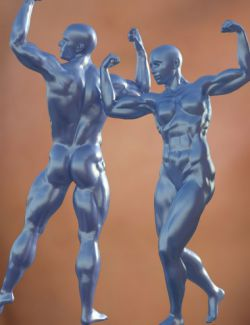 Musculature HD Morphs for Genesis 3 Bundle