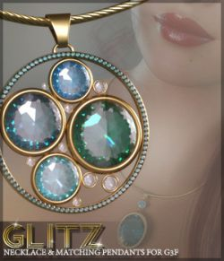 SV's Glitz Jewels Necklace