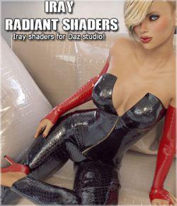 Iray Radiant Shaders