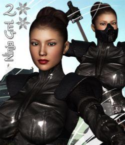 Ninja Grrl 2