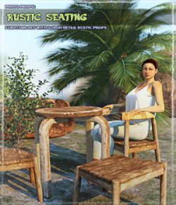Photo Props: Rustic Seating