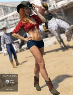 Giddy Up for Genesis 3 Female(s)