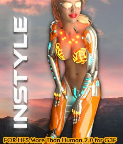 InStyle - HFS More Than Human 2.0 for G3F
