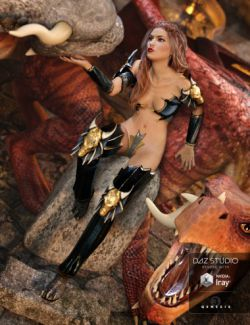 Dragon Queen for Genesis 3 Female(s)