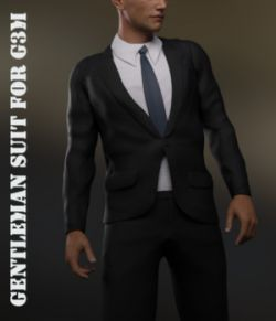 Gentleman Suit for Genesis 3 Male(s)