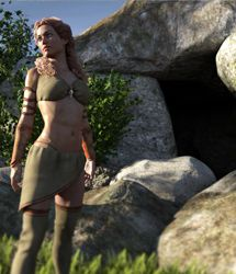 The Cave for Daz Studio