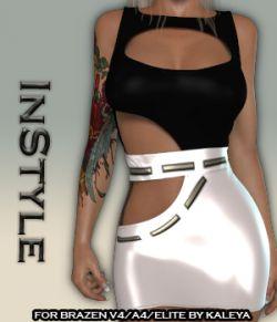 InStyle- Brazen V4/A4/Elite