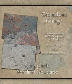 MR - Stockphotos - Ground & Grunge