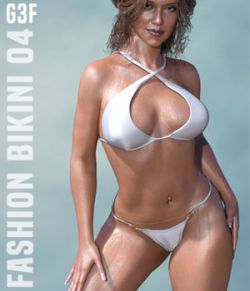 Fashion Bikini 04 for G3F