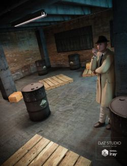 Old Warehouse Room