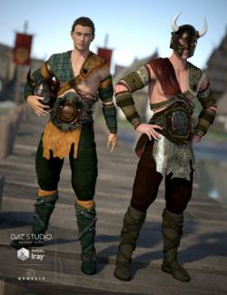 Norseman Outfit Textures
