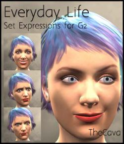 Everyday Life- Real Set Expressions for Genesis2