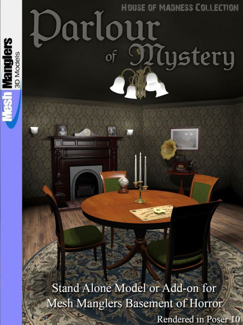 Parlour of Mystery