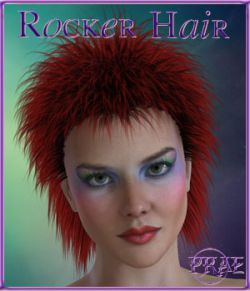 Prae-Rocker Hair