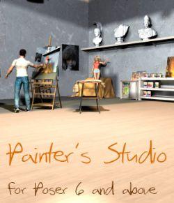 AJ Painter's Studio