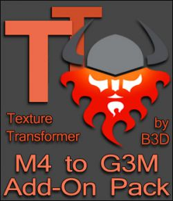 M4 to G3M Add-on Pack for TT