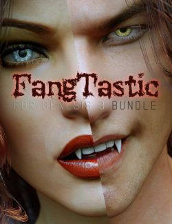 FangTastic BUNDLE for Genesis 3