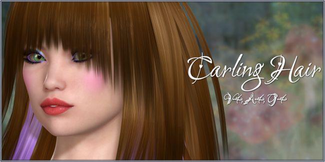 Carling Hair V4 A4 G4