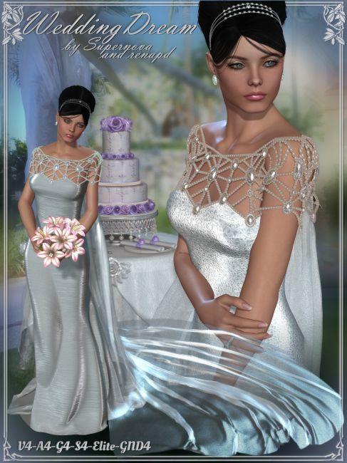 WEDDING-DREAM V4-A4-S4-G4-Elite-GND4