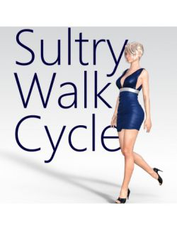 Sultry Walk Tutorial Content