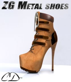 ZG Metal shoes for G2F