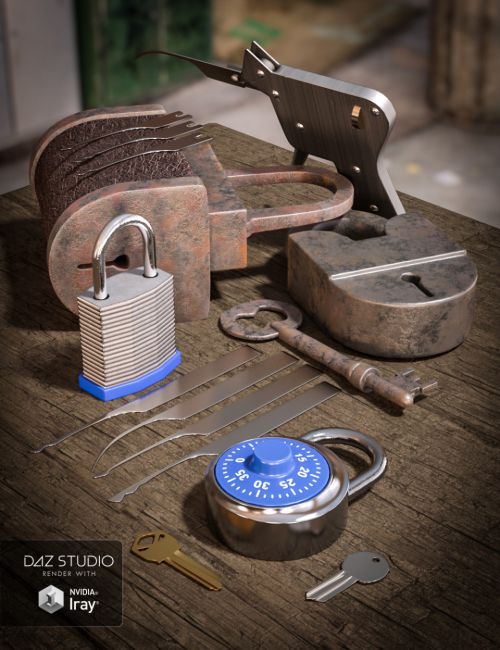 Locksmithing Set
