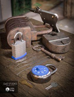 Locksmithing Set