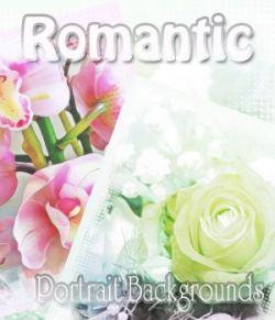 Romantic Portrait Backgrounds