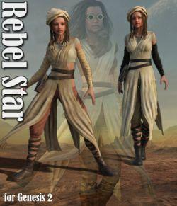 Rebel Star for Gen2 Female