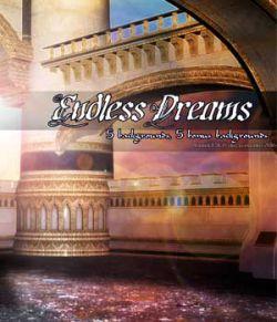 Endless Dreams 2D backgrounds