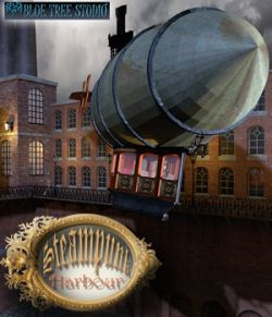 Steampunk Harbour