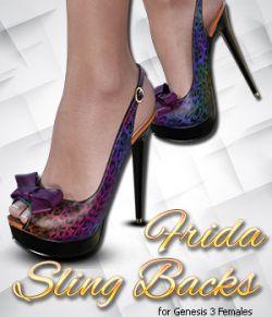 Frida Sling Backs Genesis 3 Female(s)