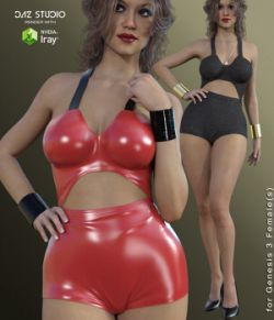 Teddy for Genesis 3 Female(s)