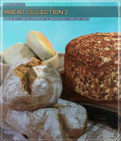 Photo Buffet: Bread Collection 2