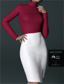 H&C Office Wear B for Genesis 3 Female(s)