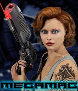 MegaMag Handgun
