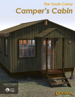 The Youth Camp- Camper's Cabin