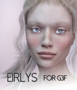 Eirlys for Genesis 3 Female